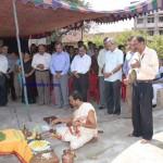 bharathi college Pooja