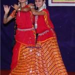 ಕೃಪಾ-ಮಧುರ ಜೋಡಿಯ ನಾಟ್ಯ