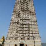 ಮುರುಡೇಶ್ವರ  ಗೋಪುರ