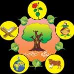 """ನಮ್ಮ ಬೈಲಿಂಗೊಂದು """"ಬೈಲಮುದ್ರೆ"""" (logo)"""
