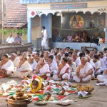 14-ಜನವರಿ-2013: ಸುರತ್ಕಲಿಲ್ಲಿ - ರುದ್ರ ಹವನ ವರದಿ