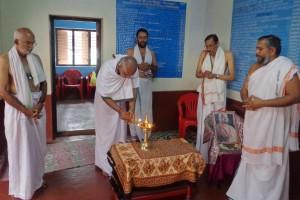ತಮಸೋಮಾ ಜ್ಯೋತಿರ್ಗಮಯ