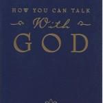 ಪುಸ್ತಕ ಪರಿಚಯ : How to talk with God