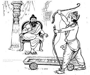ಶ್ರೀರಾಮ ಶಿವ ಧನುಸ್ಸಿನ ಮುರಿವ ಕ್ಷಣ