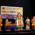 ಮಂಗಳೂರು ಹವ್ಯಕ ಸಭೆಲಿ ಬಯಲಾಟ, ಸನ್ಮಾನ