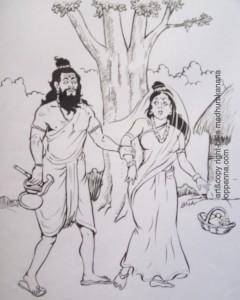 ಸೀತಾಪಹರಣ  ಚಿತ್ರ ಃ ಮಧುರಕಾನನ ಬಾಲಣ್ಣ