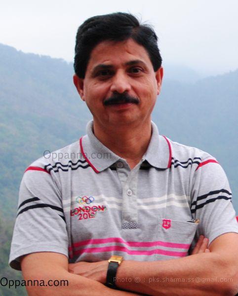 ಎಡನೀರು ಗೋಪಾಲಕೃಷ್ಣ ಭಟ್, IAS
