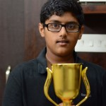 Chaitanya Shyam D CBSC 2017, X Class