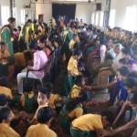 ಮಾತಾ ಪಿತಾ ಪೂಜನ ಕಾರ್ಯಕ್ರಮ ಮುಜುಂಗಾವು ಧ್ರೀ ವಿದ್ಯಾಪೀಠಲ್ಲಿ